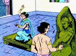 Upagupta – a poem by Tagore | Digital Wealth